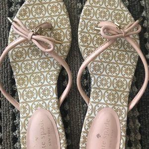 Kate Spades Flat Sandals